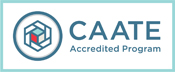 CAATE Accredited