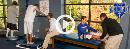 Wellness Center Athletic Training Lab