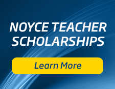 Noyce Teacher Scholarships | Learn More