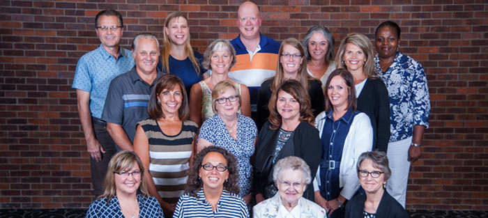 School of Education faculty and staff photo