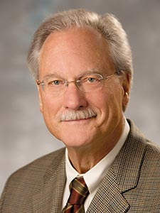 Photo of President Dr. Larry Goodwin