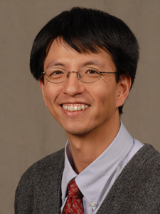 Assistant Professor Hong-Ming Liang, History Department