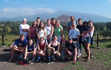 2002 Service Learning Group