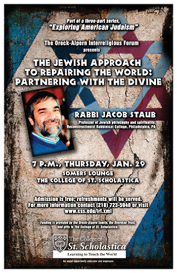 Rabbi Jacob Staub