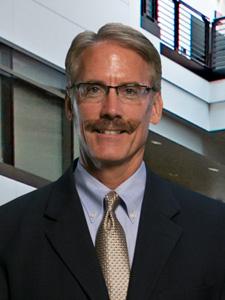Geoff Kaufmann,  MHA, FACHE