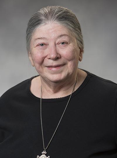 Sister Donna Schroeder