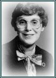 Sister Joan Braun, OSB, Interim President 1974-1975