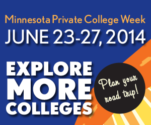 Minnesota Private College Week | June 23-17, 2014