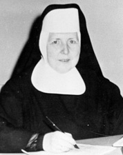 Sister Ann Edwards