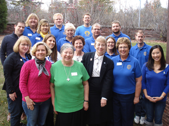 2012-13 Alumni Board