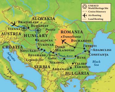 Danube Travel