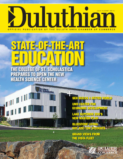 Duluthian Cover
