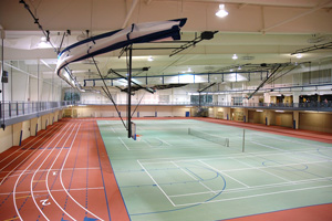 BWC Fieldhouse & 200m Indoor Track