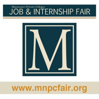 Minnesota's Private Colleges Job & Internship Fair logo