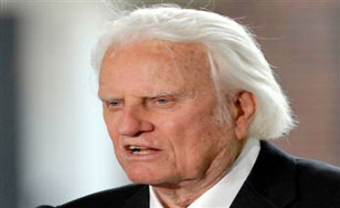 Billy Graham turns 95. One of the most influential person in the world.