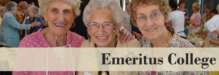 Emeritus College