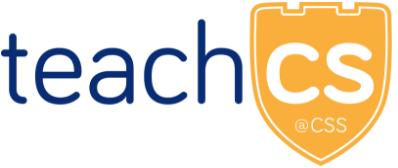 teachCS logo
