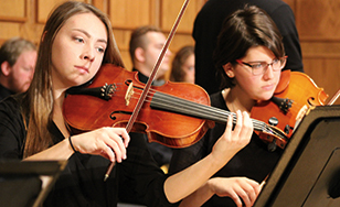 String and Chamber ensembles