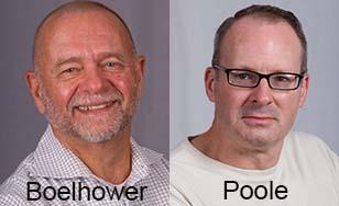 Gary Boelhower and Randall Poole