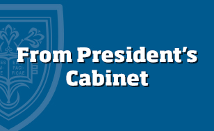 From President's Cabinet