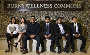Chanty Armijo-Cruz, Lidia Angeles-Cruz, Allen Cruz, Josue Chino-Cruz, Bryan Chavez-Cruz and Jason Chavez-Cruz