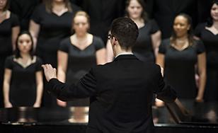 St. Scholastica's Concert Choir