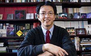 Keynote speaker Hong-Ming Liang