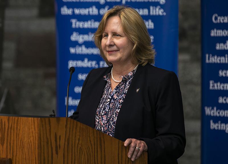 Dr. Barbara McDonald