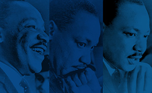 Images of Dr. Martin Luther King, Jr.