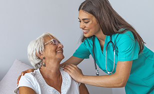 Nursing assistants are in demand.