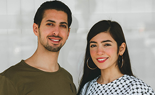 Hussein and Aminah Musa