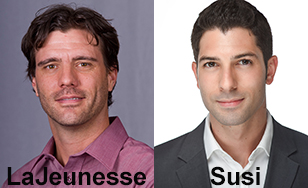 Paul LaJeunesse and Nick Susi