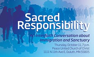 Sacred Responsibility