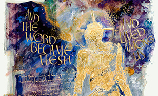 Word Made Flesh, Donald Jackson, Copyright 2002