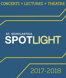 St. Scholastica Spotlight Graphic | 2017-18