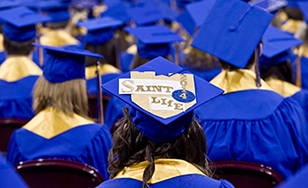 St. Scholastica spring commencement