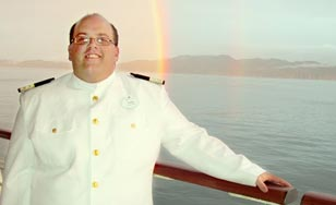 Todd Foster, Manager of Youth Activities on Disney Cruise Line