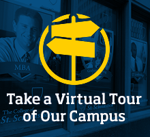 Click on this graphic to take a virtual tour of our St. Paul Campus.