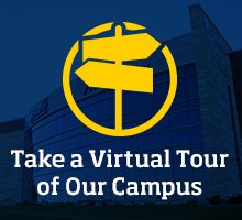 Click the graphic to take a virtual tour of our St. Cloud Campus.