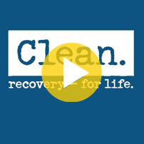 Clean. Recovery - for life video.