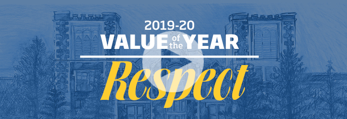 2019-20 Value of the Year: Respect