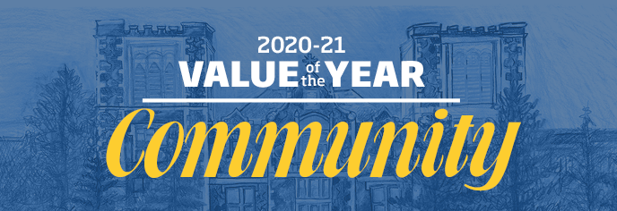 2020-21 Value of the Year: Community