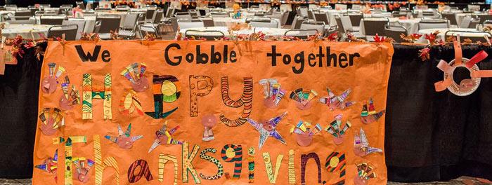 Thanksgiving Buffet Logo