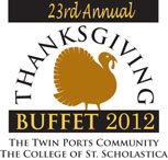 Thanksgiving Buffet 2012