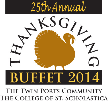 Thanksgiving Buffet Logo