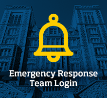Emergency Response Team Login Graphic