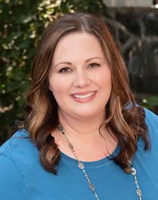 Portrait of Brenda Panger