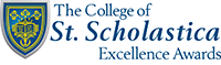 St. Scholastica Excellence Awards Logo