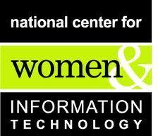 National Center for Women & IT Logo