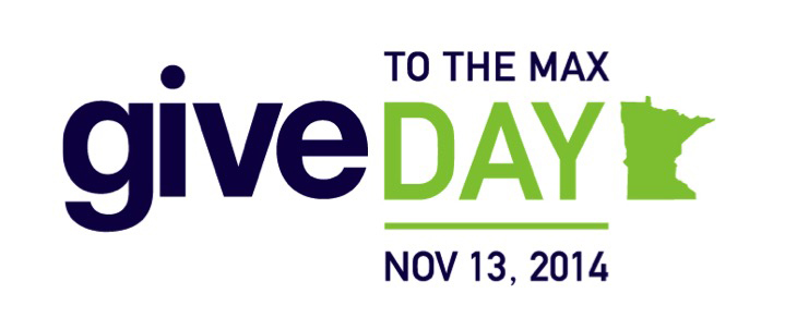 Give to the Max Day Logo